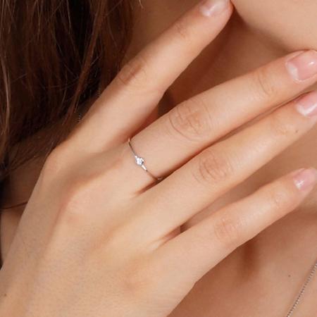 bague diamant gigi clozeau