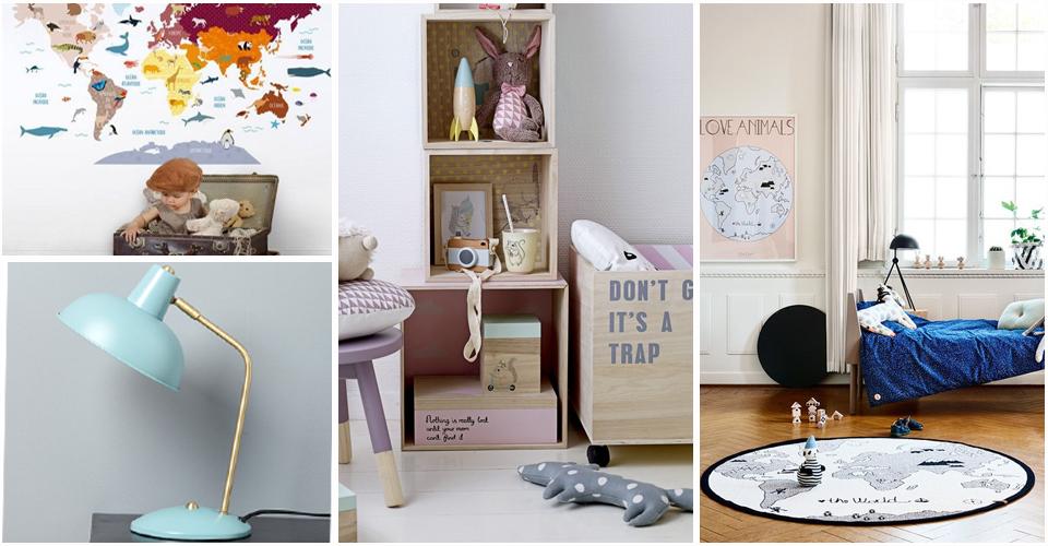 21 objets d co en solde pour relooker la chambre de vos kids l 39 officieux. Black Bedroom Furniture Sets. Home Design Ideas